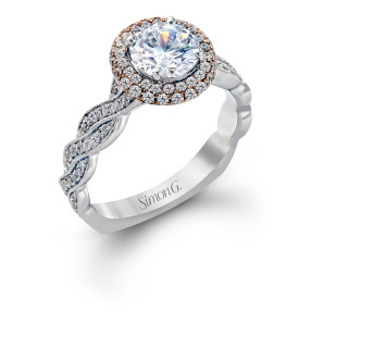 Simon G - Engagment Ring